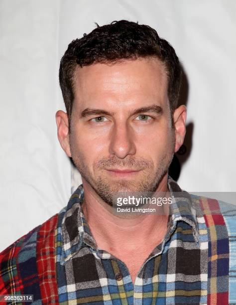 Actor/director Rightor Doyle attends the 2018 Outfest Los Angeles screening of 'Bonding' at Harmony Gold on July 13 2018 in Los Angeles California