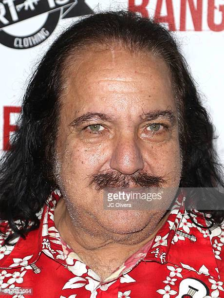 Actor/director Ron Jeremy attends the premiere of Street Justice Films' 'Range 15' at the Vista Theatre on June 3 2016 in Los Angeles California