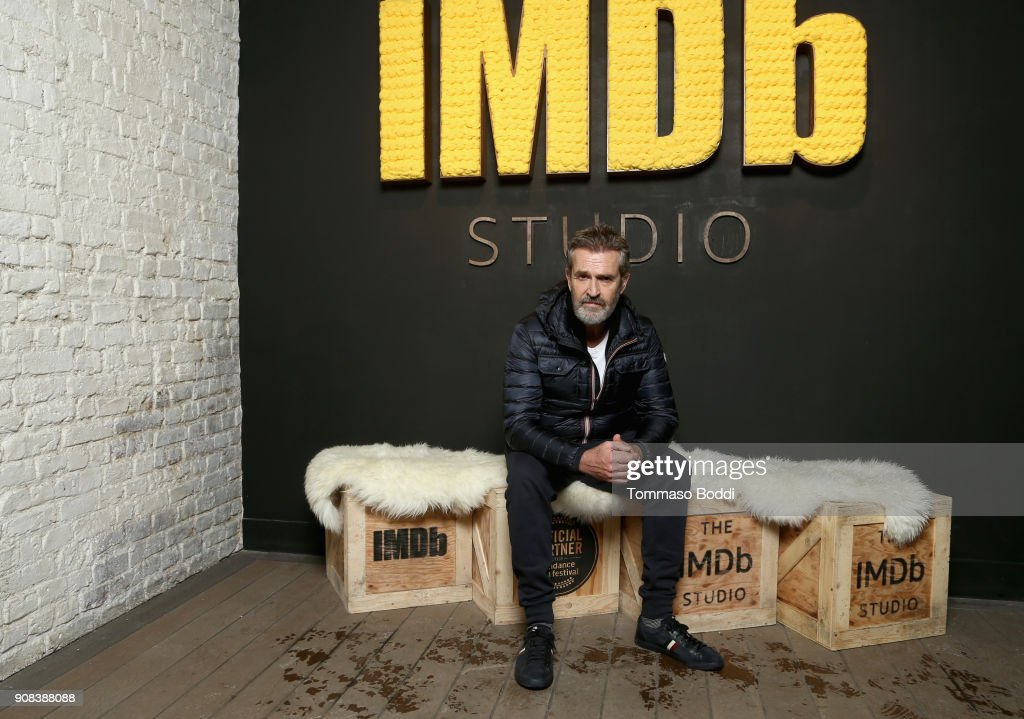 Actor/director Rupert Everett of 'The Happy Prince' attends The IMDb