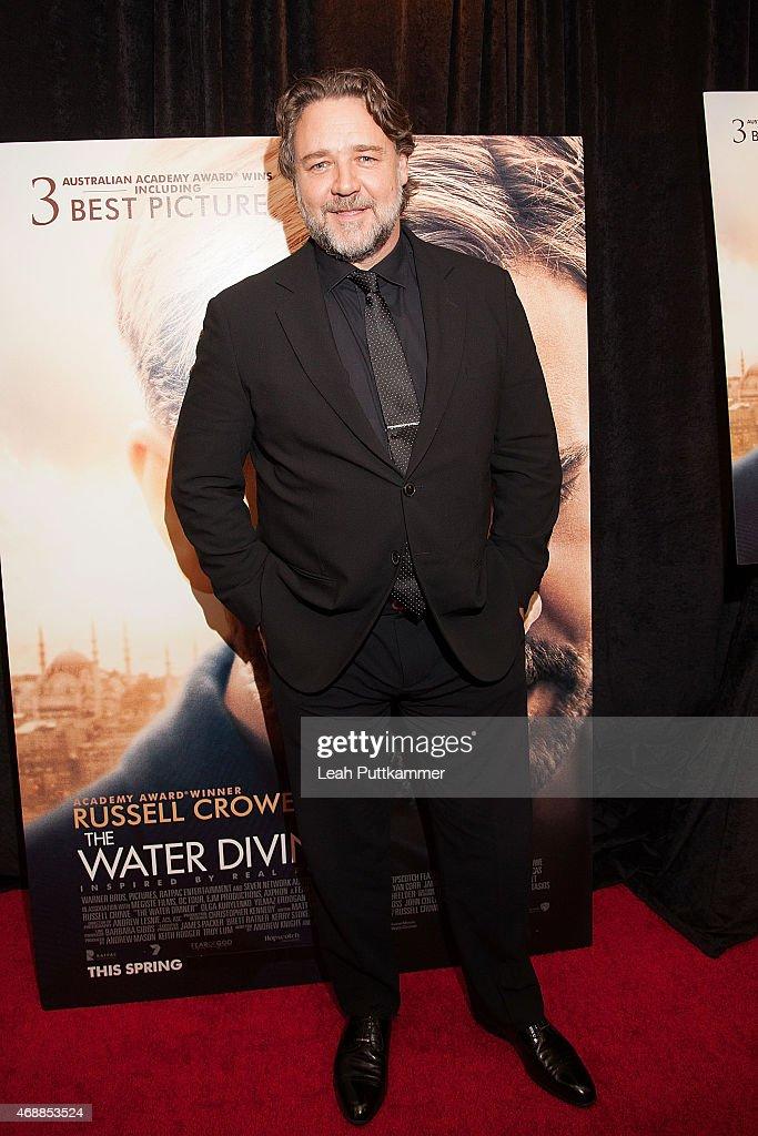 """The Water Diviner"" Washington DC Premiere"
