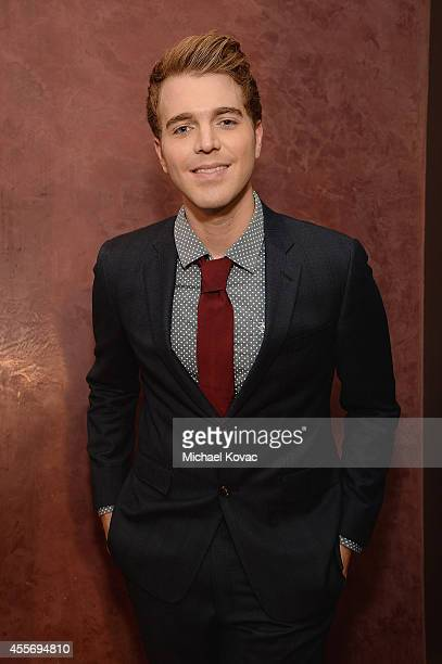 Actor/Director Shane Dawson attends the Los Angeles Premiere of Not Cool at Landmark Theatre on September 18 2014 in Los Angeles California