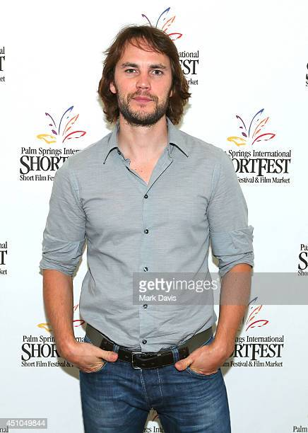 Actor/Director Taylor Kitsch attends the 2014 Palm Springs International ShortFest on June 21 2014 in Palm Springs California