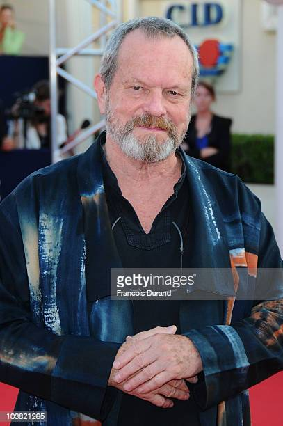 Actor/director Terry Gilliam arrives to attend the 36th Deauville Film Festival on September 3, 2010 in Deauville, France.