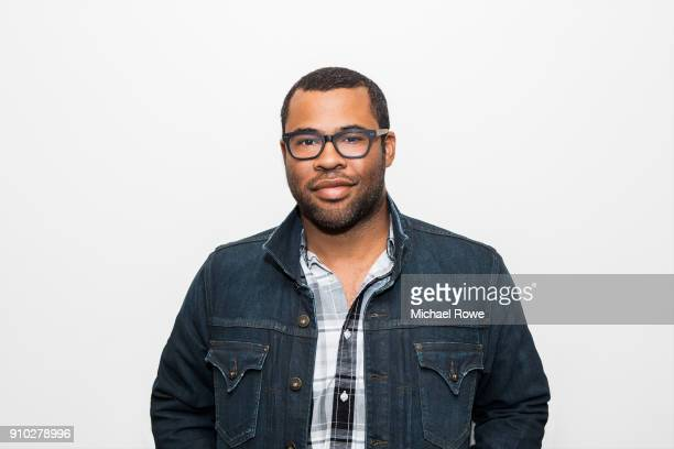 Actor/director/comedian Jordan Peele is photographed for Essencecom on November 7 2014 in New York City