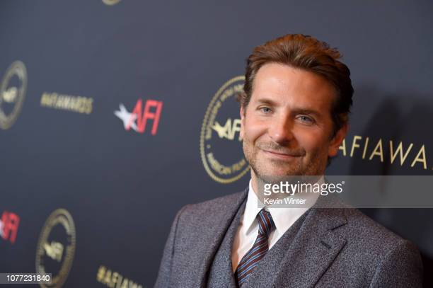 Actordirectorproducer Bradley Cooper attends the 19th Annual AFI Awards at Four Seasons Hotel Los Angeles at Beverly Hills on January 4 2019 in Los...