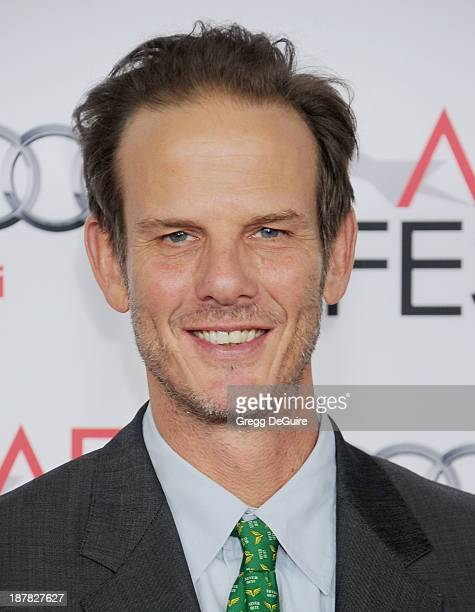 Actor/director/producer Peter Berg arrives at the AFI FEST 2013 for the Lone Survivor premiere at TCL Chinese Theatre on November 12 2013 in...