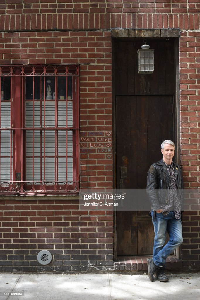 John Cameron Mitchell, Boston Globe, May 28, 2017 : News Photo