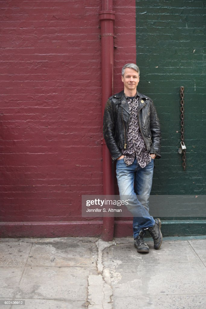 John Cameron Mitchell, Boston Globe, May 28, 2017 : ニュース写真