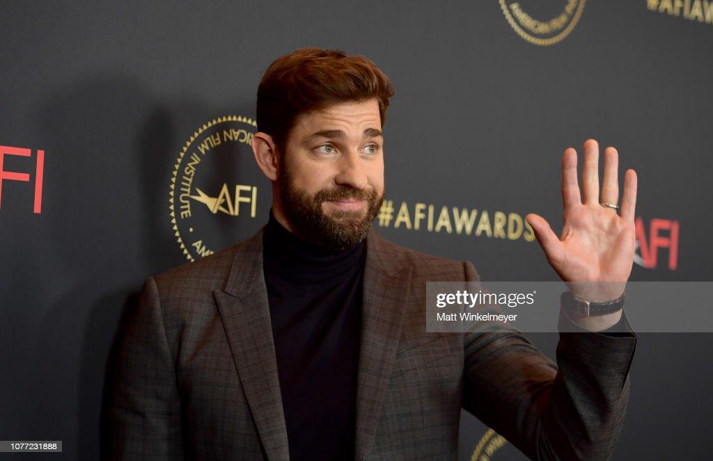 19th Annual AFI Awards - Arrivals : News Photo