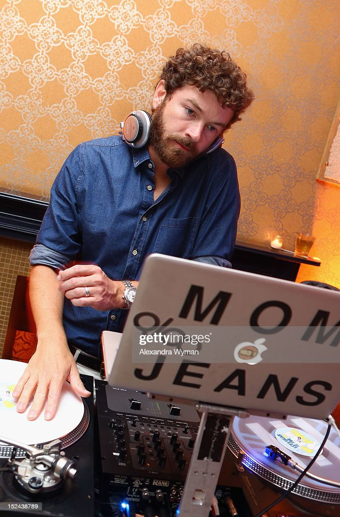 Actor/DJ Danny Masterson attends People StyleWatch Hollywood Denim Party at Palihouse on September 20, 2012 in Santa Monica, California.