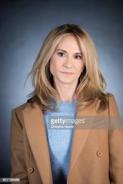 Actoress Holly Hunter is photographed for Los Angeles Times on February 5, 2018 in Beverly Hills, California. PUBLISHED IMAGE. CREDIT MUST READ:...