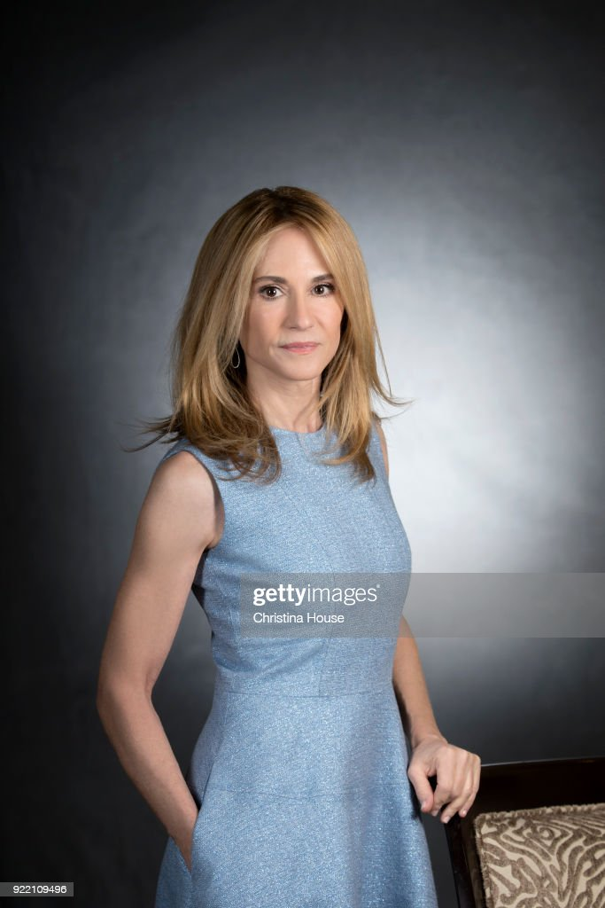 Holly Hunter, Los Angeles Times, February 12, 2018 : News Photo