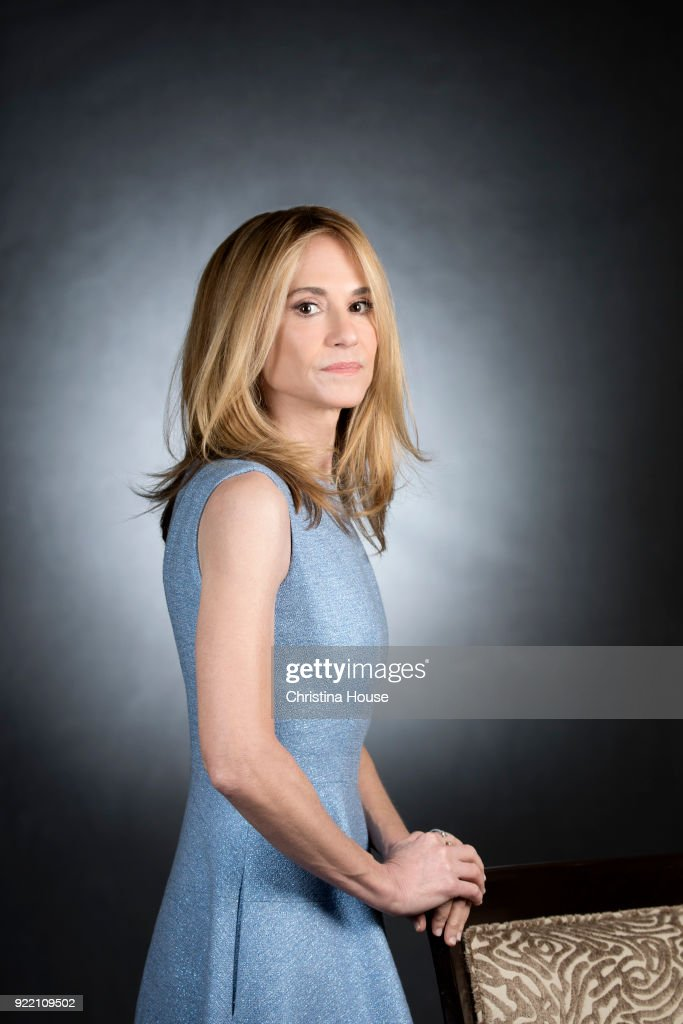 Holly Hunter, Los Angeles Times, February 12, 2018 : ニュース写真