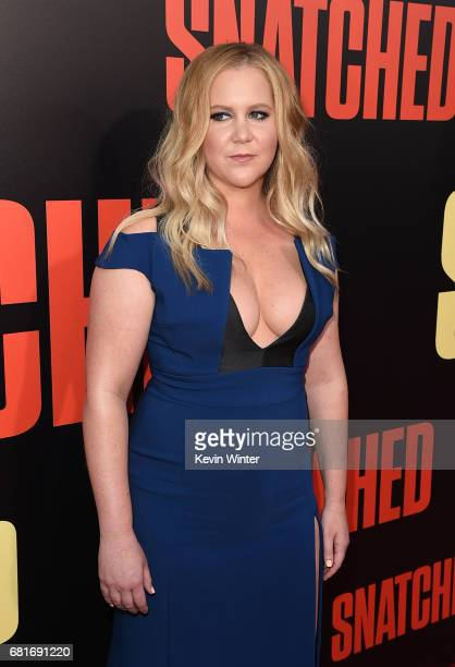 Actor/executive producer Amy Schumer attends the premiere of 20th Century Fox's Snatched at Regency Village Theatre on May 10 2017 in Westwood...