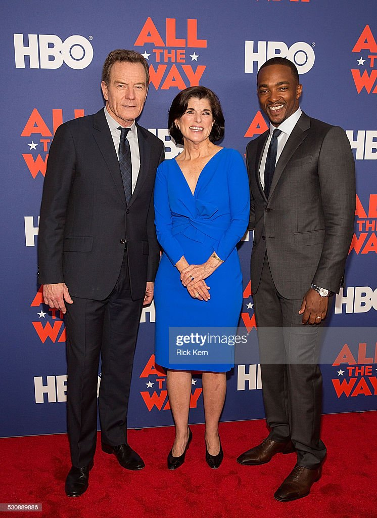 "Premiere Of HBO's ""All The Way"" - Arrivals : News Photo"