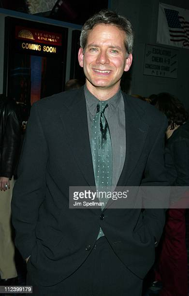 """Actor/executive producer Campbell Scott during """"Roger Dodger"""" Premiere - New York at Chelsea 9 in New York City, New York, United States."""