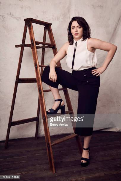 Actor/executive producer Rachel Bloom of CW's 'Crazy ExGirlfriend' poses for a portrait during the 2017 Summer Television Critics Association Press...
