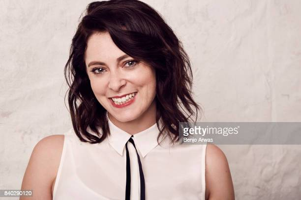 Actor/executive producer Rachel Bloom of CW's 'Crazy Ex-Girlfriend' poses for a portrait during the 2017 Summer Television Critics Association Press...