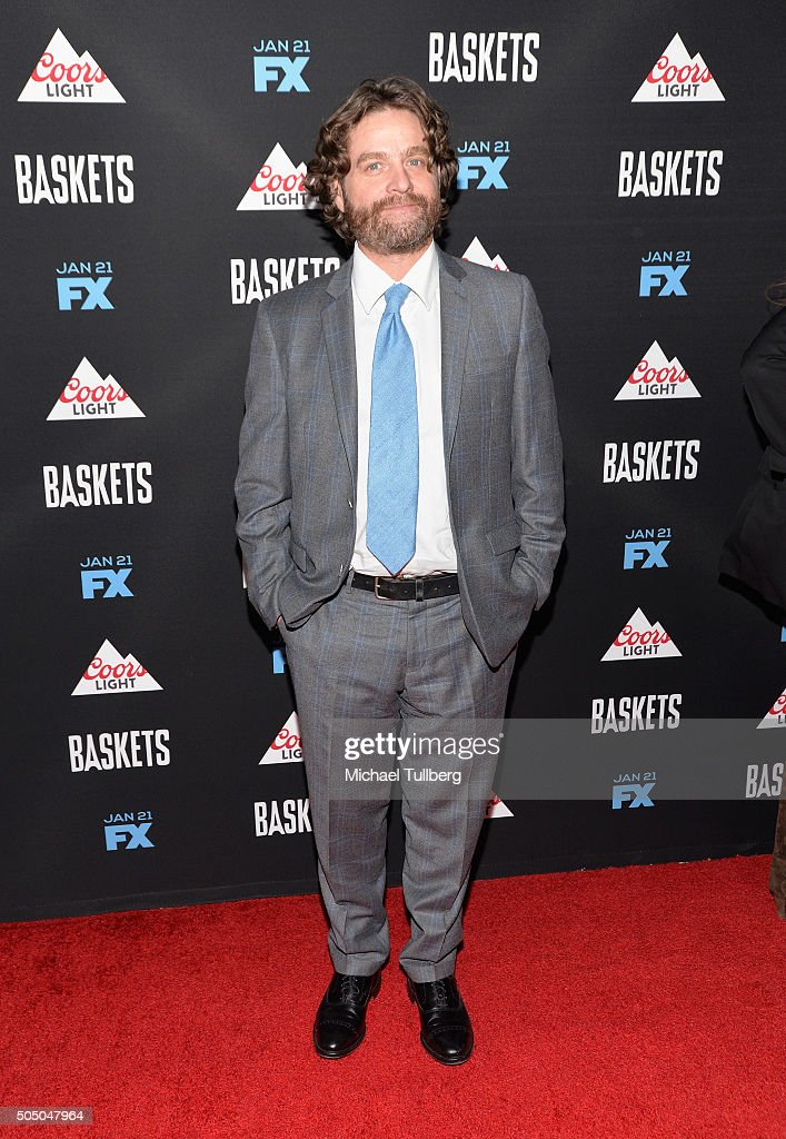"Premiere Of FX's ""Baskets"" - Arrivals"