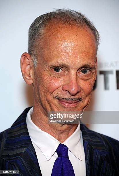 "Actor/filmmaker John Waters arrives at the 2012 Outfest Opening Night Gala of ""VITO"" at The Orpheum Theatre on July 12, 2012 in Los Angeles,..."
