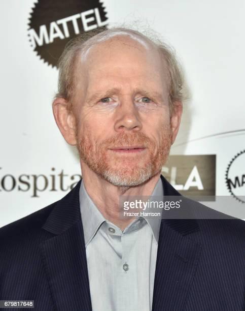 Actor/filmmaker Ron Howard arrives at the UCLA Mattel Children's Hospital presents Kaleidoscope 5 at