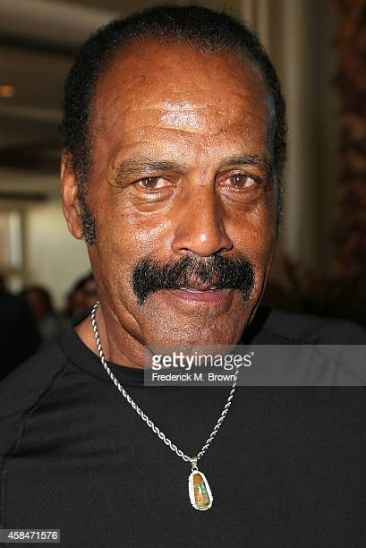 Actor/Former NFL football player Fred Williamson attends The 2014 American Film Market at the Loews Santa Monica Beach Hotel on November 5 2014 in...