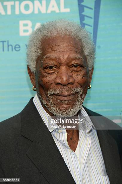 Actor/honoree Morgan Freeman attends Backstage at the Geffen at Geffen Playhouse on May 22 2016 in Los Angeles California