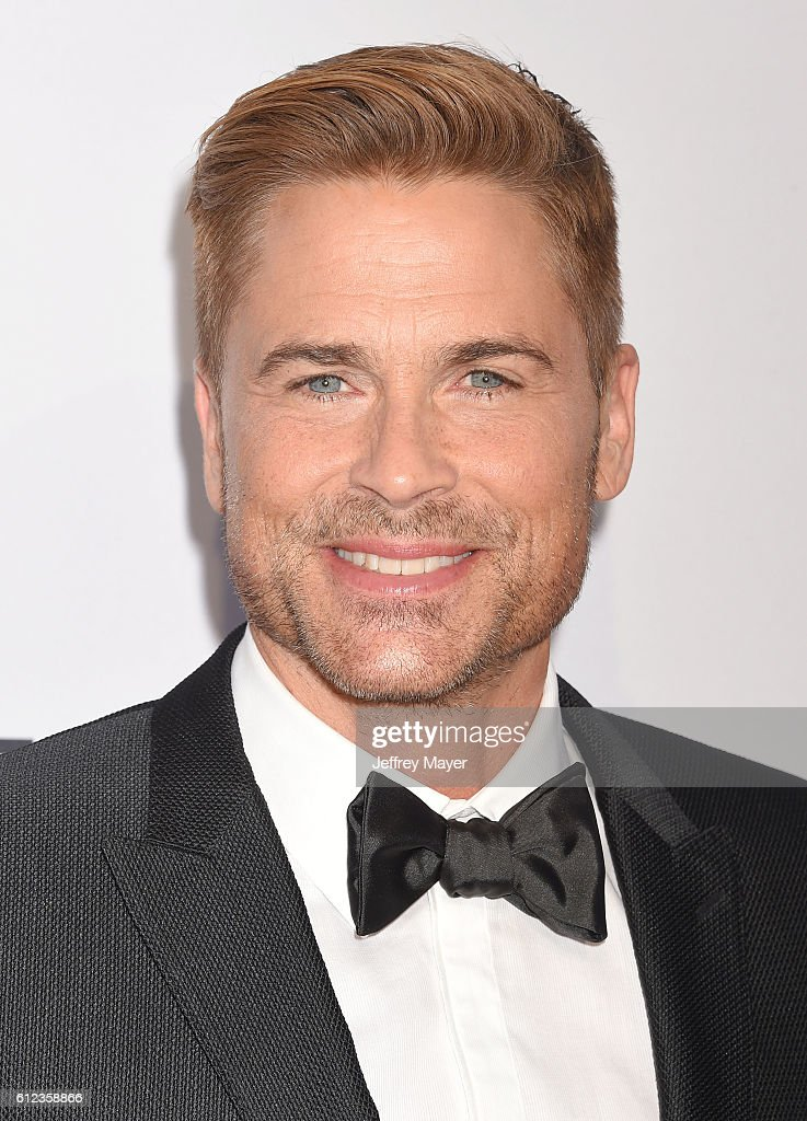 Actor/honoree Rob Lowe attends The Comedy Central Roast of Rob Lowe at Sony Studios on August 27, 2016 in Los Angeles, California.