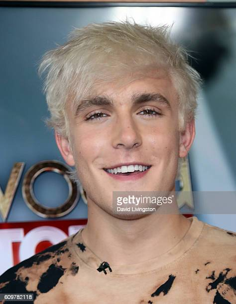 Actor/internet personality Jake Paul visits Hollywood Today Live at W Hollywood on September 22 2016 in Hollywood California