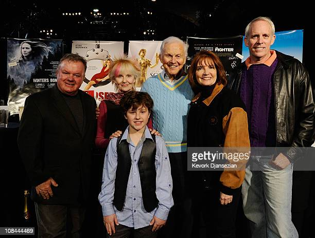 "ActorJack McGee from the film ""The Fighter"" Nolan Gould from television comedy series ""Modern Family"" SAG committee member Shelley Fabares, SAG..."