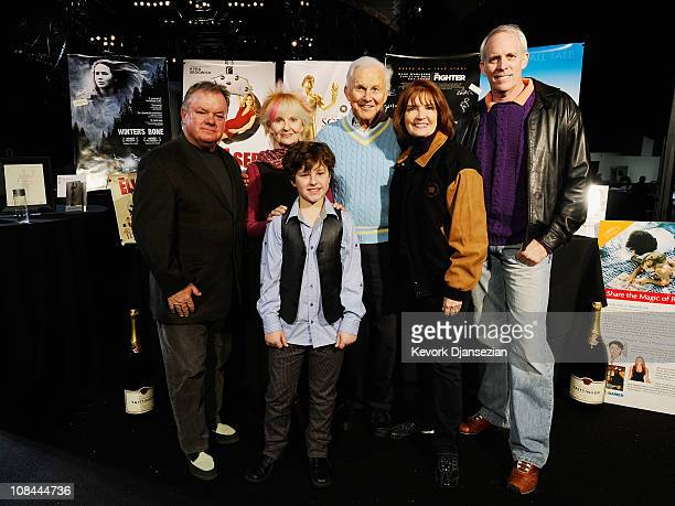 ActorJack McGee from the film The Fighter Nolan Gould from television comedy series Modern Family SAG committee member Shelley Fabares SAG committee...
