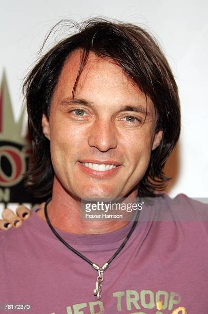 ActorJames Wilder arrives at the 2nd Annual Hot In Hollywood event held on August 182007 at the Henry Fonda Music Box Theatre in Los Angeles...