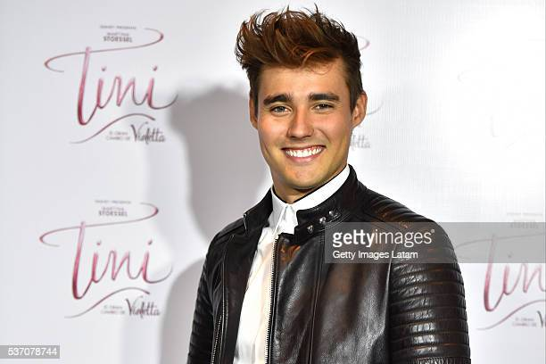 ActorJorge Blanco attends TINI El Gran Cambio de Violetta The Avant Premiere on May 31 2016 in Buenos Aires Argentina
