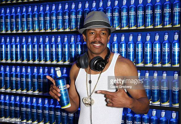 Budweiser pictures and photos getty images actormedia personality nick cannon arrives at fifa world cup finals bud light and budweiser mozeypictures Images