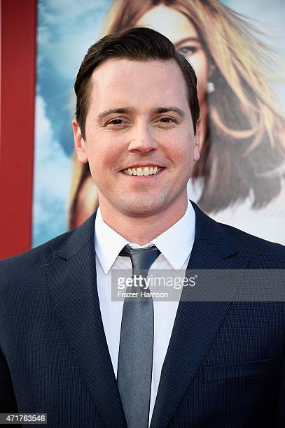 ActorMichael Mosley arrives at the Premiere of New Line Cinema And MetroGoldwynMayer's 'Hot Pursuit' at TCL Chinese Theatre on April 30 2015 in...