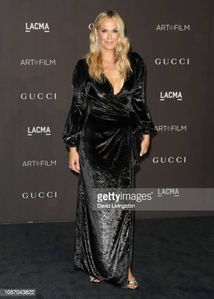 Actormodel Molly Sims attends 2018 LACMA Art Film Gala honoring Catherine Opie and Guillermo del Toro presented by Gucci at LACMA on November 3 2018...