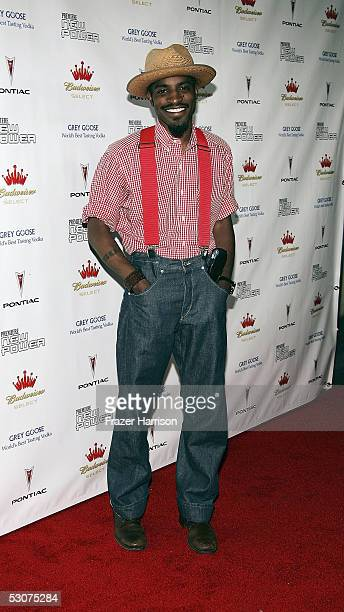 Actor/Musician Andre 3000 attends the 4th annual Premiere The New Power event in celebration of the next generation of Hollywood power players held...