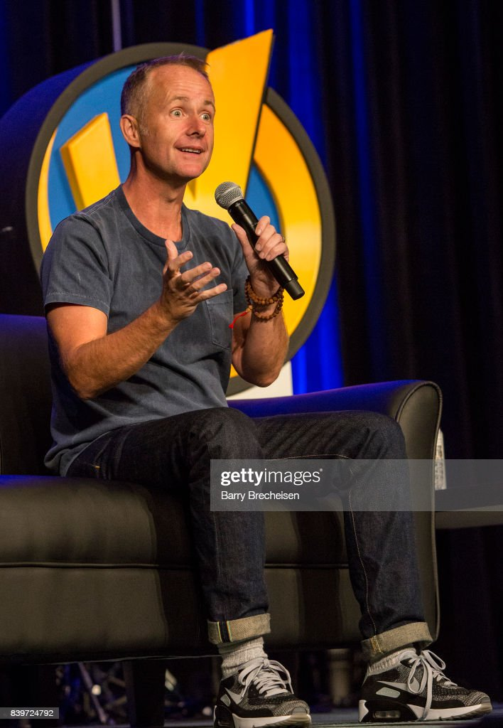 Actor/musician Billy Boyd during the Wizard World Chicago Comic-Con at Donald E. Stephens Convention Center on August 26, 2017 in Rosemont, Illinois.