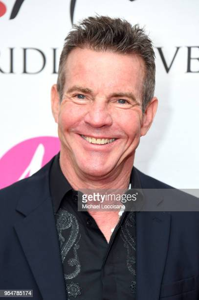 Actor/musician Dennis Quaid attends the Unbridled Eve Gala during the 144th Kentucky Derby at Galt House Hotel Suites on May 4 2018 in Louisville...