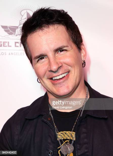 Actor/musician Hal Sparks attends the 6th Annual Rock Against MS benefit concert and award show at the Los Angeles Theatre on March 31 2018 in Los...