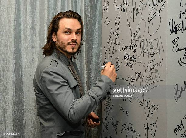 Actor/musician Jonathan Jackson visits AOL Build to discuss his role on ABC's Nashville and his upcoming EP with his band Enation at AOL Studios In...
