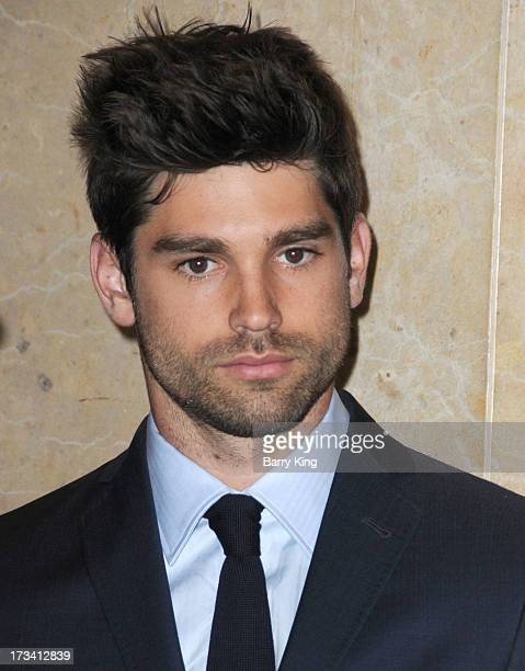 Actor/musician Justin Gaston attends the 4th Annual Thirst Gala on June 25 2013 at The Beverly Hilton Hotel in Beverly Hills California