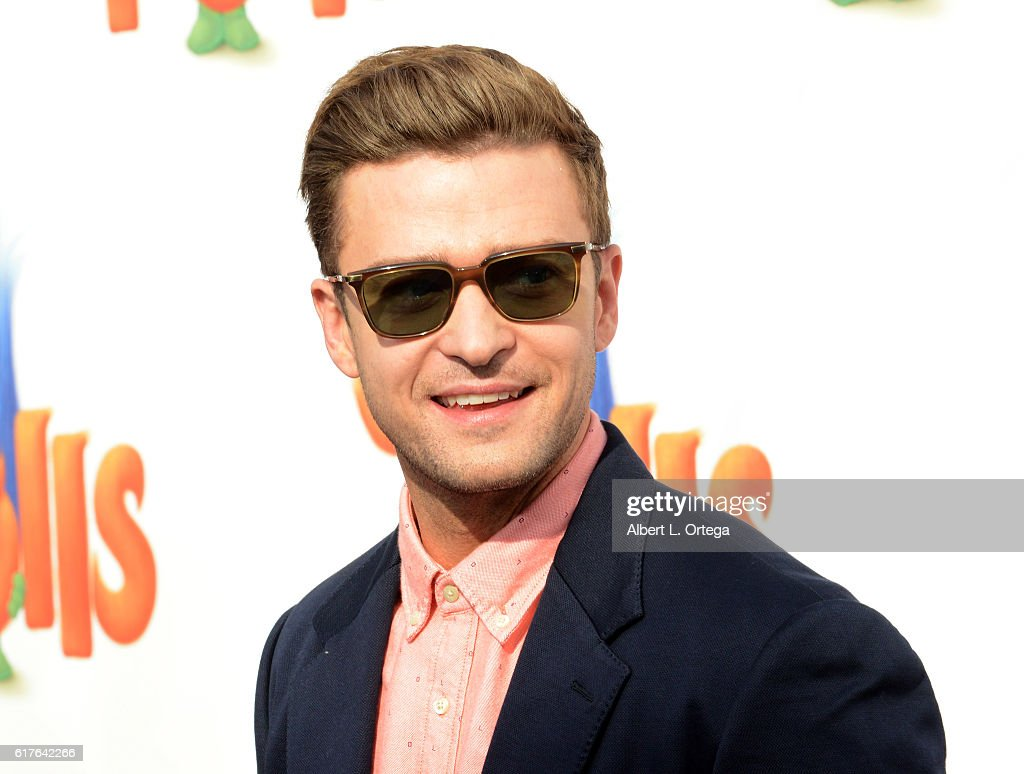 Actor/musician Justin Timberlake arrives for the premiere of 20th Century Fox's 'Trolls' held at Regency Village Theatre on October 23, 2016 in Westwood, California.