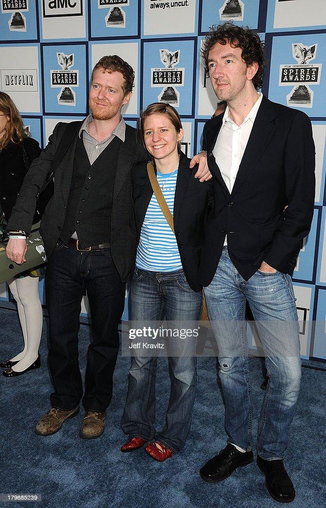 2008 Film Independent's Spirit Awards - Arrivals : News Photo