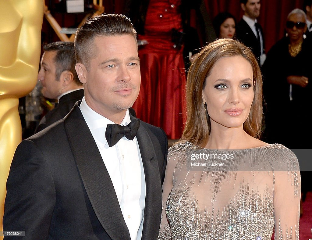 86th Annual Academy Awards - Arrivals : Nachrichtenfoto