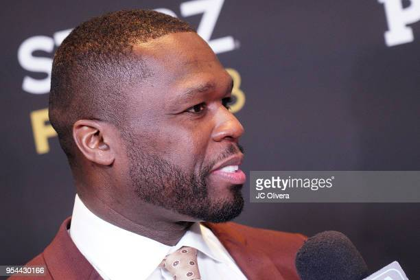 Actor/producer Curtis '50 Cent' Jackson attends For Your Consideration event For Starz's 'Power' at The Jeremy Hotel on May 3 2018 in West Hollywood...