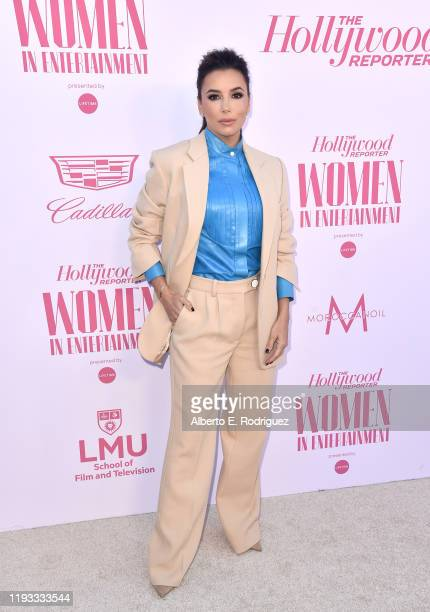 Actorproducer Eva Longoria attends The Hollywood Reporter's Power 100 Women in Entertainment at Milk Studios on December 11 2019 in Hollywood...