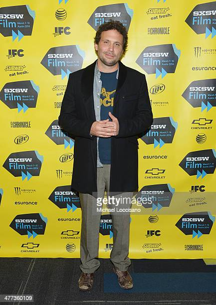 Actor/producer Jeremy Sisto attends the 'Break Point' premiere during the 2014 SXSW Music Film Interactive Festival at Topfer Theatre at ZACH on...