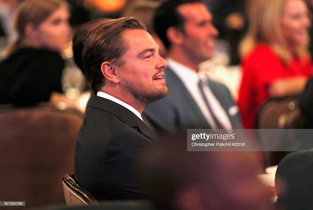 20th Annual Hollywood Film Awards - Backstage And Audience