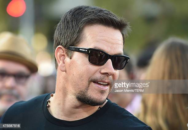 Actor/producer Mark Wahlberg attends the premiere of Warner Bros Pictures' 'Entourage' at Regency Village Theatre on June 1 2015 in Westwood...
